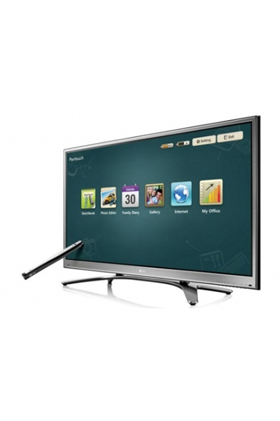 Aluguel de TV touch screen