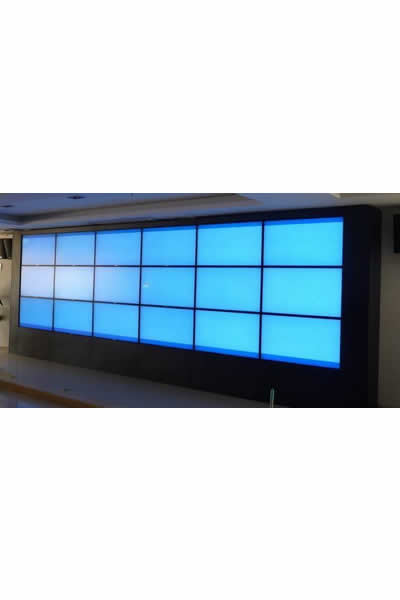 Aluguel de TV video wall